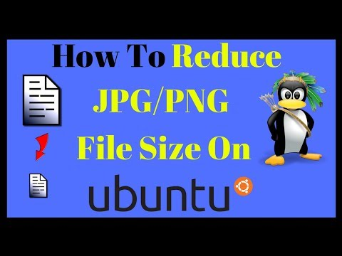 How To Reduce JPG/PNG File Size on Ubuntu Using a Nautilus Script