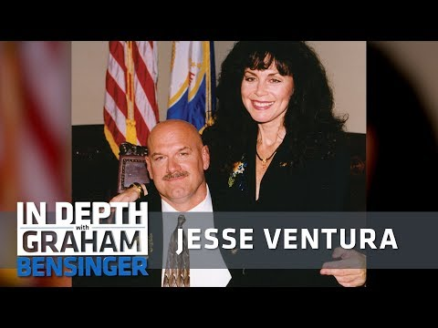 Jesse Ventura interview: Losing my wife would be like losing a limb