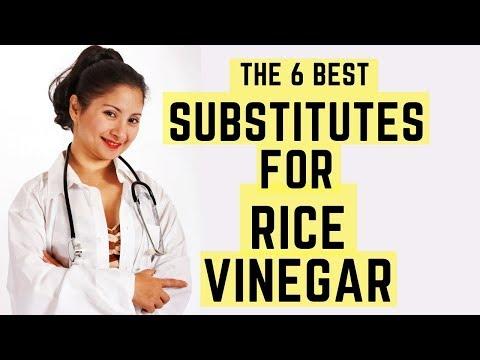 6 Best Substitutes for Rice Vinegar