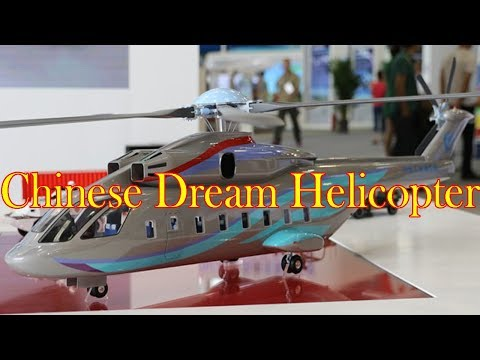 This 7-Blade Behemoth Is China's Dream Helicopter