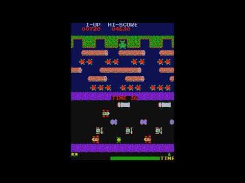 Hugbox Arcade April - Frogger