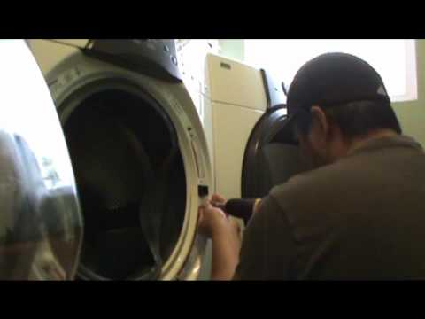 Kenmore Elite HE3T - DLF or F Error Code Fix - Washer Front Load
