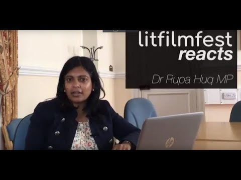 Pupil Parliament: Dr Rupa Huq MP reacts to Derwentwater Primary, Acton