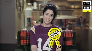 Why Sarah Silverman Took Her Money Out of Her Bank And Put It In A Credit Union #BankExit