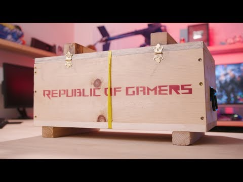 Asus ROG *LOOT CRATE* Unboxing!