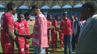 SIMBA SC 4 -1 MBABANE SWALLOWS; HIGHLIGHTS & INTERVIEWS (CAF CL - 28/11/2018)