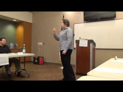 Toastmasters Speech 10 - Inspire Your Audience
