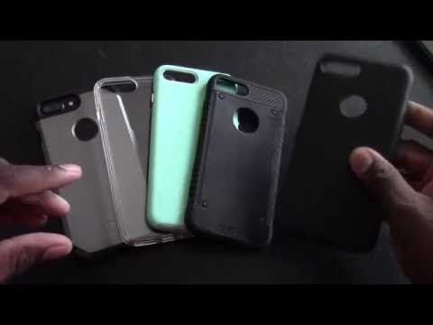 iPhone 7 Plus, BEST 5 AFFORDABLE CASES! [AMAZON]