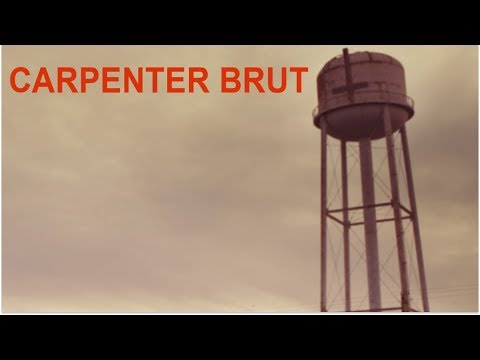Carpenter Brut - Sexkiller on the Loose