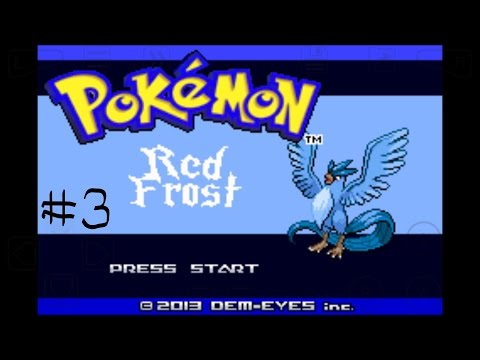 Pokemon Red Frost Episode #3 - Zombie, Must Kill It/Catching Squirtle
