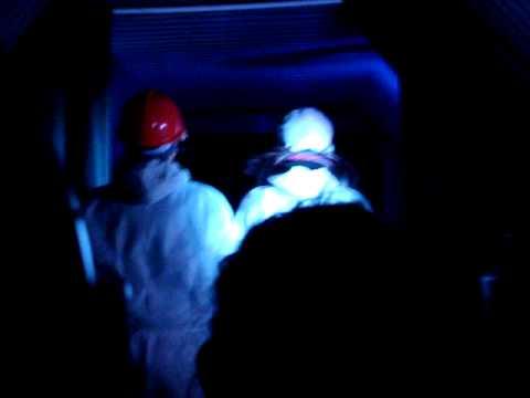 Instytut B-61: Zderzenie, Sofa- Koniec świata. Dworzec Łódź Fabryczna 3.10.2010