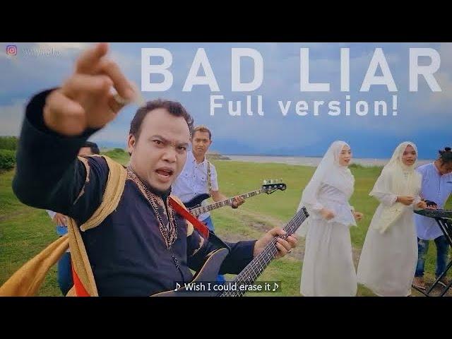 Download Kocak!! Bad Liar Dangdut - Rhoma Irama KW | 3way Asiska MP3 Gratis