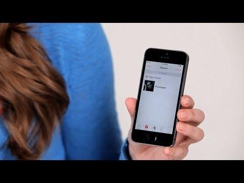 How to Create & Edit Playlists on iPhone | Mac Basics