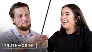 My Boss & I Play Truth or Drink (Alex & Bjork) | Truth or Drink | Cut
