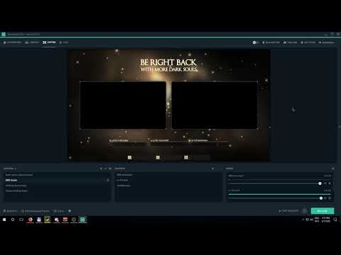 StreamLabs OBS Tutorial 01: Setting Up Audio Devices + Media Sources