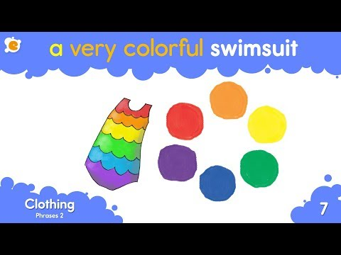 What Are You Wearing? Clothing Chant for Kids 2
