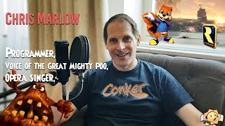 Chris Marlow (rare, The Great Mighty Poo) | Sola & Cola Interview