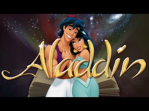 The Desert Race Story Book by Disney Story Time  Aladdin