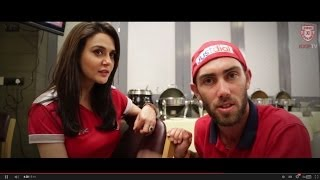 After the win against RCB | Behind the Scenes with Maxwell - Episode 2 | KXIP | KingsXIPunjab | IPL