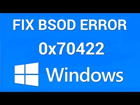 How to Fix Windows Update Error 0x80070422