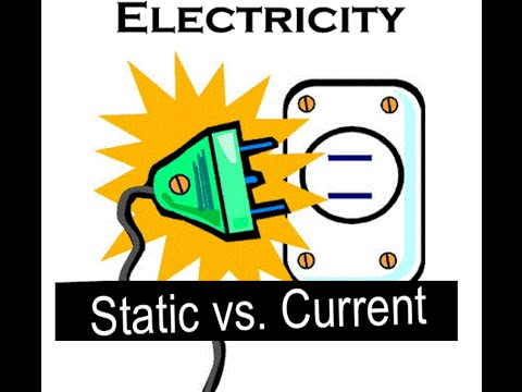 Static and Current Electricity  Introduction for Kids