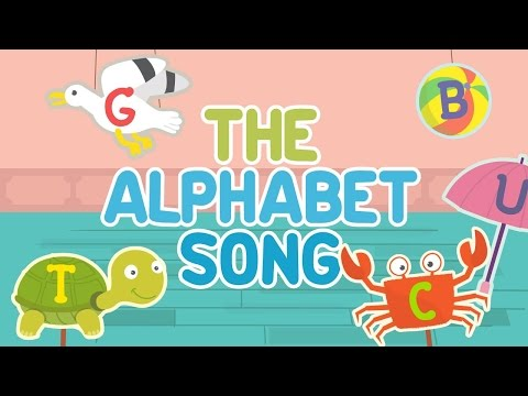 ABC Alphabet Song • Educational Kids' Song with English Alphabet & Phonics