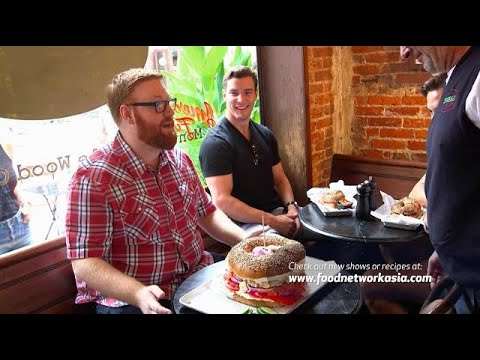 Ginormous Food S1 | Food Network Asia
