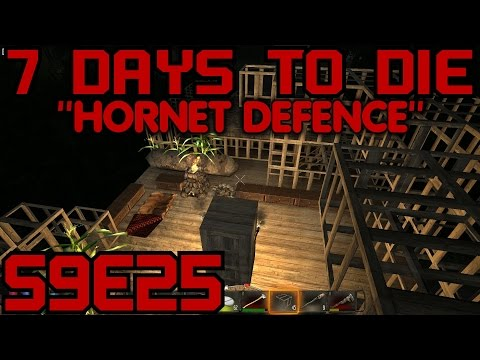7 Days to Die Alpha 9.3 Gameplay / Let's Play (S-9) -E25-