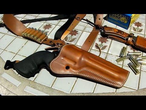 My Choices for Alaskan Bear-Defense: Gun & Knife