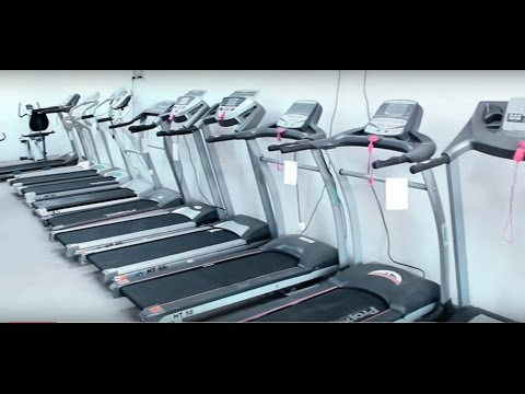 Treadmills at FitnessOne Factory Outlet, Chennai
