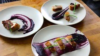 How to make Purple Carrot Purée