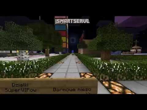 SmartServe - Serwer Minecraft 1.8.8 Non-Premium Survival
