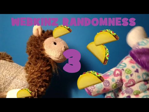 Webkinz Randomness 3