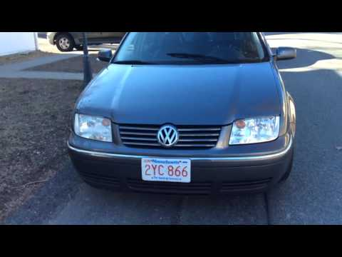 Euro Jetta Build Part 1: New Car and Registering It!