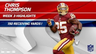 From RB to WR: Chris Thompson