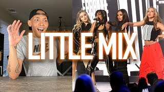 Reacting to Little Mix | Wasabi, Love a Girl Right, & Joan of Arc LM5 Tour Live!
