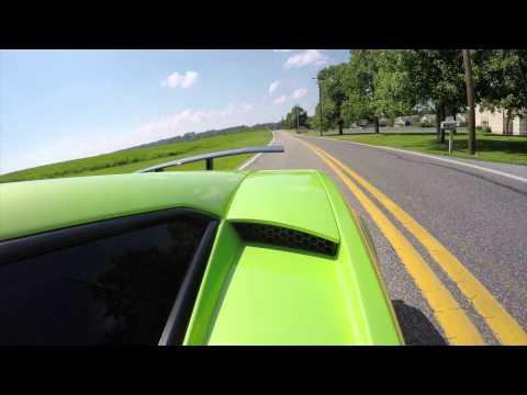 Lamborghini Gallardo Drive Verde Ithaca