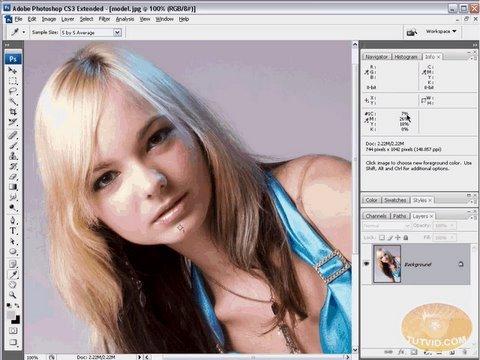 Color Correcting Photos: Photoshop CS3!
