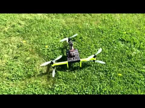recommended T6 (Y6) 3D printed hexacopter first flights  full