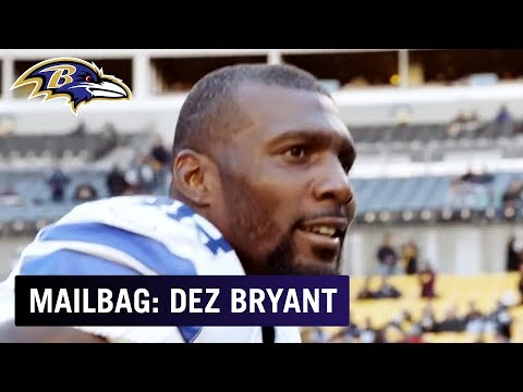 Is Dez Bryant Still on the Ravens' Radar? | Mailbag