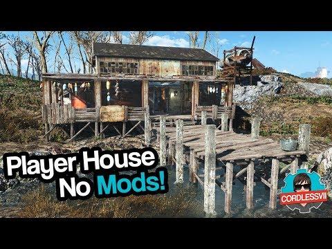 Fallout 4 | Player House (No Mods!)