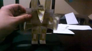 Paper transformers trashtalk