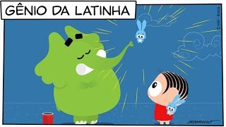 Mônica Toy   Gênio da latinha (T05E06)