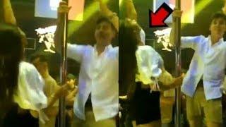 Shah Rukh Khan's Daughter Suhana Khan's Drunk Pole Dance Video Goes Viral