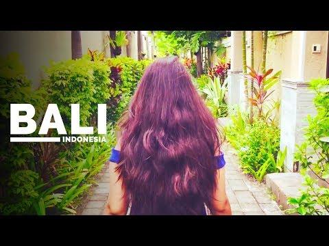 Short Glimpse of Bali indonesia honeymoon Trip | Shots Taken with Iphone 6 [Handheld]