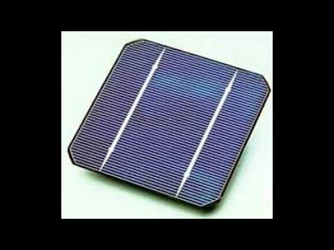 solar panels definition