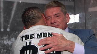 Shane and Mr. McMahon