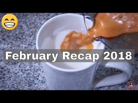 February Recap 2018