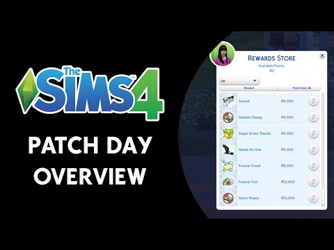 The Sims 4 Patch Day Video Overview! (NEW TRAITS AND FEATURES)