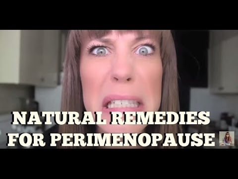Natural Remedies for Perimenopause